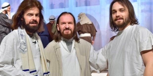 Der dreifache Jesus