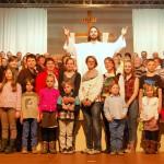 Szene 19 - Szene 19 - Der auferstandene Jesus