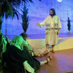 Szene 7 - Nacht im Garten Gethsemane