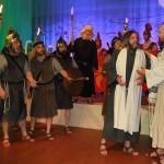 Szene 8 - Jesu Gefangennahme