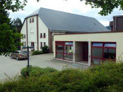 Sport- und Spielhalle Zschorlau
